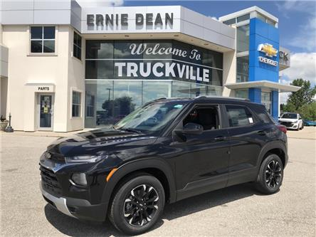 2021 Chevrolet TrailBlazer LT (Stk: 15331) in Alliston - Image 1 of 11
