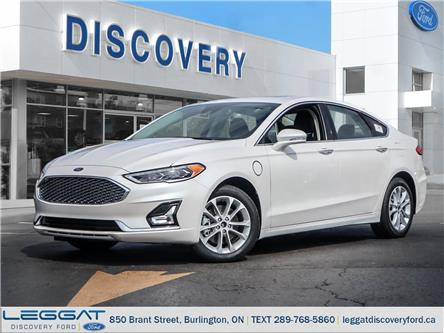 2020 Ford Fusion Energi Titanium (Stk: FN20-32257) in Burlington - Image 1 of 29