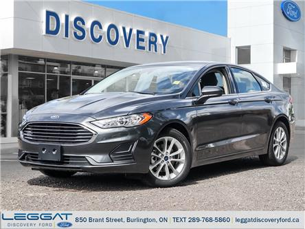 2020 Ford Fusion SE (Stk: FN20-31599) in Burlington - Image 1 of 24