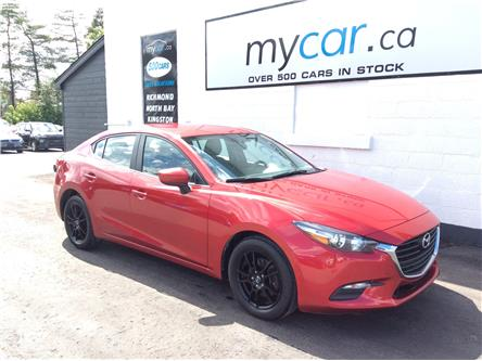 2017 Mazda Mazda3 SE (Stk: 200544) in North Bay - Image 1 of 21