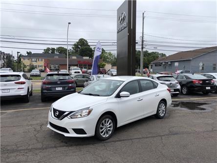 2016 Nissan Sentra 1.8 SV (Stk: N694A) in Charlottetown - Image 1 of 8