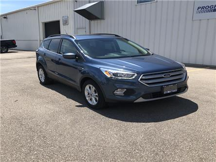2018 Ford Escape SEL (Stk: JUC23930T) in Wallaceburg - Image 1 of 15