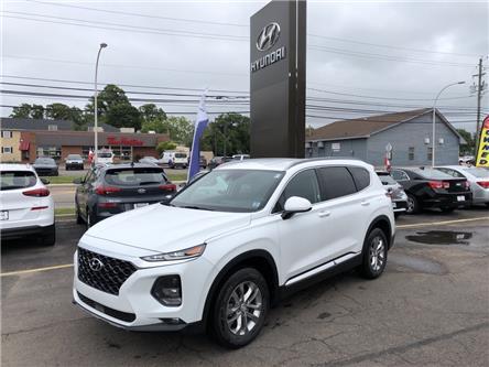 2019 Hyundai Santa Fe ESSENTIAL (Stk: U3657) in Charlottetown - Image 1 of 8