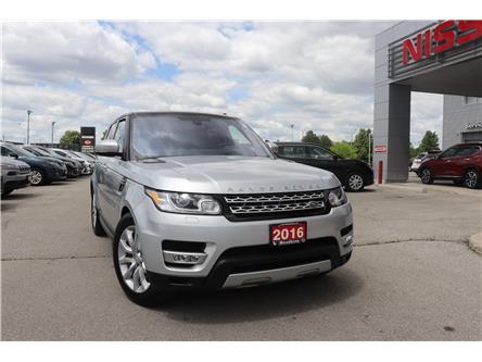 2016 Land Rover Range Rover Sport DIESEL Td6 HSE (Stk: P7690) in Etobicoke - Image 1 of 16