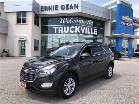 2016 Chevrolet Equinox 1LT (Stk: 15305A) in Alliston - Image 1 of 10