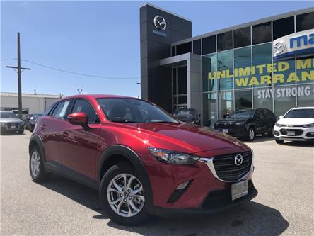 2020 Mazda CX-3 GS (Stk: NM3358) in Chatham - Image 1 of 20