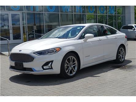 2019 Ford Fusion Hybrid Titanium (Stk: 953040) in Ottawa - Image 1 of 13
