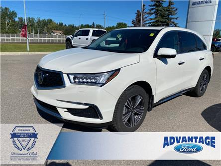 2018 Acura MDX Base (Stk: L-105A) in Calgary - Image 1 of 18