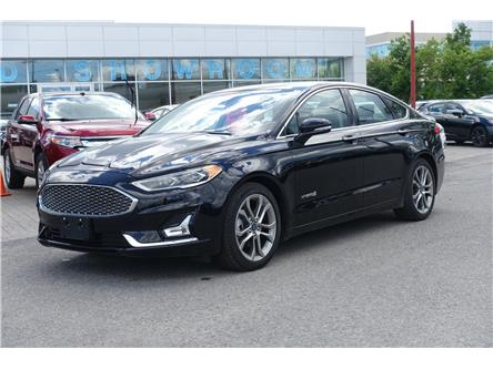 2019 Ford Fusion Hybrid Titanium (Stk: 953030) in Ottawa - Image 1 of 13