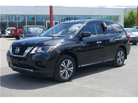 2019 Nissan Pathfinder  (Stk: 2004201) in Ottawa - Image 1 of 13