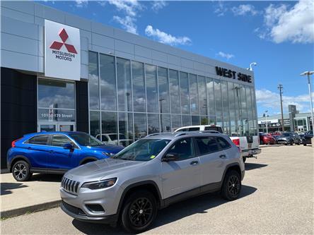 2019 Jeep Cherokee Sport (Stk: BM3813) in Edmonton - Image 1 of 25