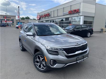 2021 Kia Seltos  (Stk: 084733) in Milton - Image 1 of 12