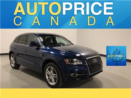 2016 Audi Q5 2.0T Progressiv (Stk: W0956) in Mississauga - Image 1 of 27