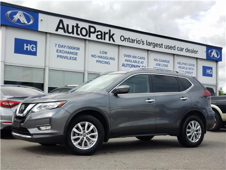 2019 Nissan Rogue SV (Stk: 19-64096) in Brampton - Image 1 of 22