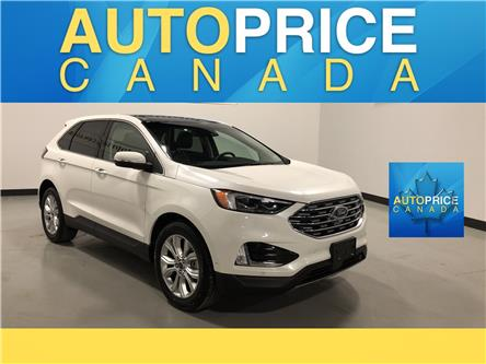 2020 Ford Edge Titanium (Stk: D0965) in Mississauga - Image 1 of 28