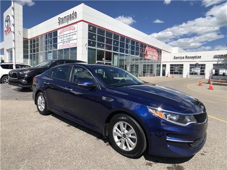2018 Kia Optima LX (Stk: 200703A) in Calgary - Image 1 of 21