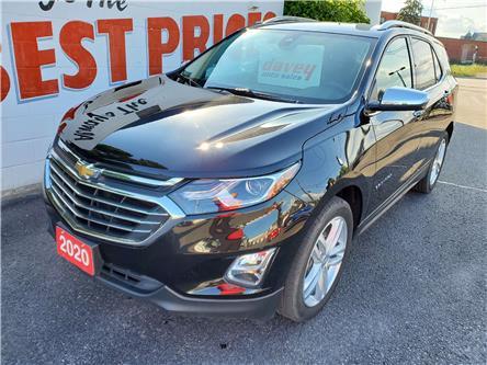 2020 Chevrolet Equinox Premier (Stk: 20-318) in Oshawa - Image 1 of 14