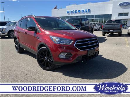 2019 Ford Escape Titanium (Stk: 17550) in Calgary - Image 1 of 21