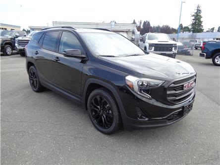 2020 GMC Terrain SLT (Stk: T20054) in Campbell River - Image 1 of 17