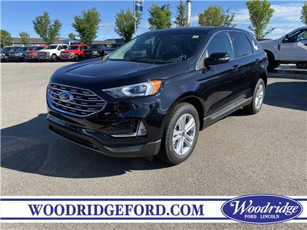 2020 Ford Edge SEL (Stk: L-951) in Calgary - Image 1 of 6
