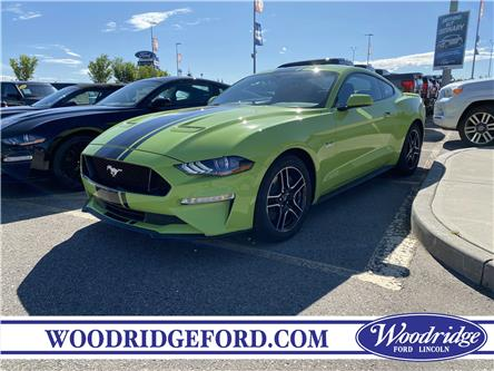 2020 Ford Mustang GT (Stk: L-1026) in Calgary - Image 1 of 5