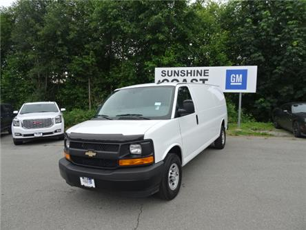 2017 Chevrolet Express 2500 1WT (Stk: TK692559A) in Sechelt - Image 1 of 20