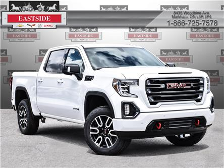 2020 GMC Sierra 1500 AT4 (Stk: LZ295535) in Markham - Image 1 of 26