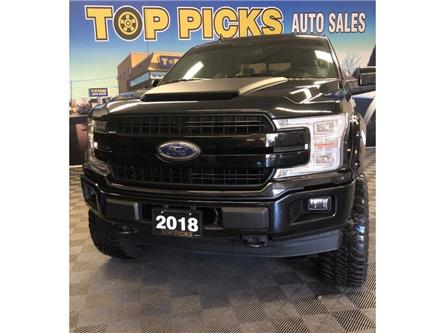 2018 Ford F-150 Lariat (Stk: C58169) in NORTH BAY - Image 1 of 29