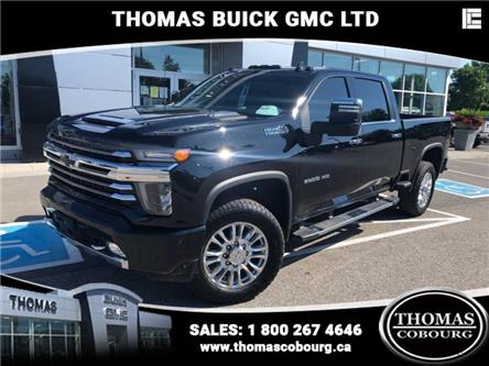2020 Chevrolet Silverado 2500HD High Country (Stk: UT44789) in Cobourg - Image 1 of 29