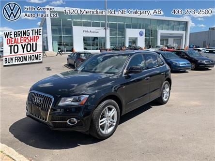 2017 Audi Q5 2.0T Technik (Stk: 3571) in Calgary - Image 1 of 29