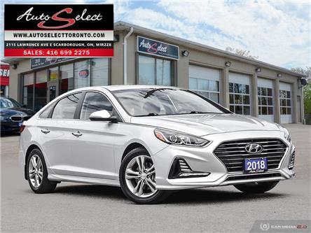 2018 Hyundai Sonata GLS (Stk: 1YVH732) in Scarborough - Image 1 of 28