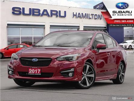 2017 Subaru Impreza Sport-tech (Stk: S8379A) in Hamilton - Image 1 of 25