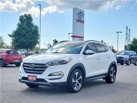 2016 Hyundai Tucson  (Stk: P2474C) in Bowmanville - Image 1 of 11