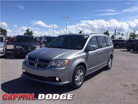 2020 Dodge Grand Caravan Premium Plus (Stk: L00540) in Kanata - Image 1 of 25