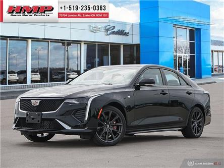 2020 Cadillac CT4 Sport (Stk: 87714) in Exeter - Image 1 of 27