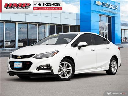 2018 Chevrolet Cruze LT Auto (Stk: 87600) in Exeter - Image 1 of 27