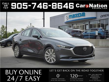 2020 Mazda Mazda3 GX (Stk: HN2627) in Hamilton - Image 1 of 25