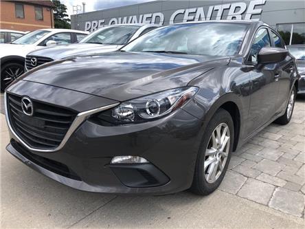 2016 Mazda Mazda3 GS (Stk: P2844) in Toronto - Image 1 of 19