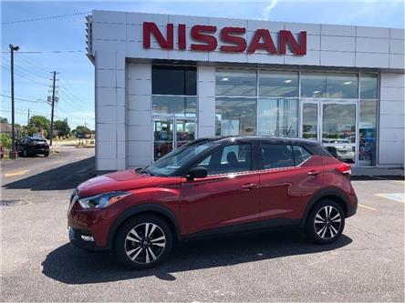 2018 Nissan Kicks SV (Stk: 20002A) in Sarnia - Image 1 of 19