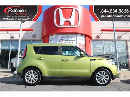 2017 Kia Soul EX (Stk: BC0017) in Greater Sudbury - Image 1 of 45
