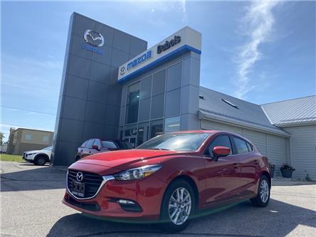 2017 Mazda Mazda3 Sport GS (Stk: UC5812) in Woodstock - Image 1 of 19