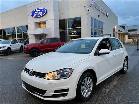 2015 Volkswagen Golf 1.8 TSI Comfortline (Stk: 206457A) in Vancouver - Image 1 of 21