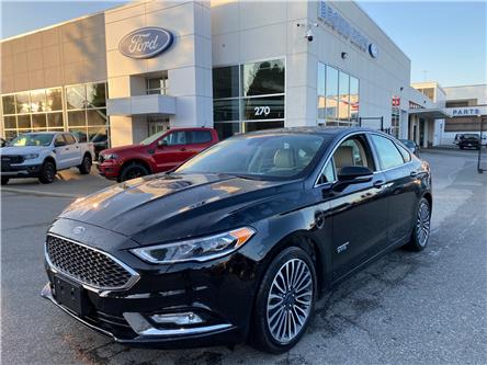 2018 Ford Fusion Energi Platinum (Stk: OP20219) in Vancouver - Image 1 of 26
