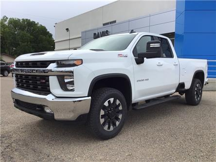 2020 Chevrolet Silverado 2500HD LT (Stk: 218282) in Brooks - Image 1 of 18