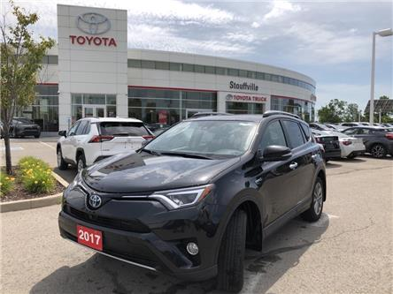 2017 Toyota RAV4 Hybrid Limited (Stk: P2218) in Whitchurch-Stouffville - Image 1 of 19