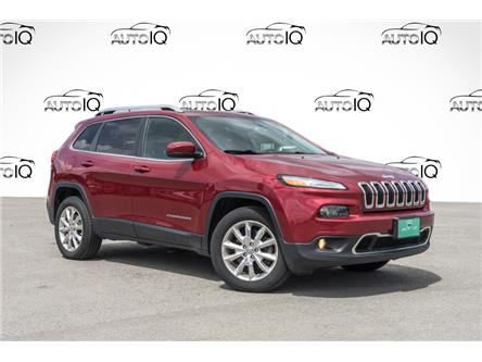 2014 Jeep Cherokee Limited (Stk: 27575U) in Barrie - Image 1 of 28