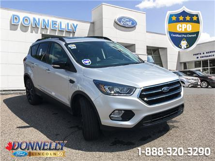 2019 Ford Escape Titanium (Stk: DUR6471) in Ottawa - Image 1 of 22