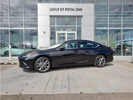 2020 Lexus ES 350 Premium (Stk: L20365) in Calgary - Image 1 of 10