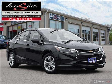 2018 Chevrolet Cruze LT (Stk: 1C2Y131) in Scarborough - Image 1 of 28