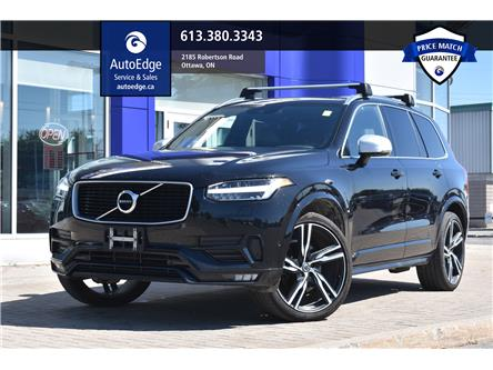 2017 Volvo XC90 T6 R-Design (Stk: A0236) in Ottawa - Image 1 of 29